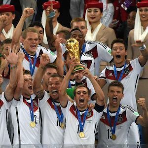 Alemania, favorita para la Eurocopa de 2016