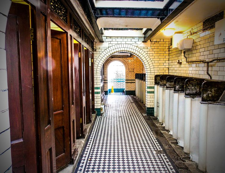 Public Toilets, South End Green | by London Less Travelled
