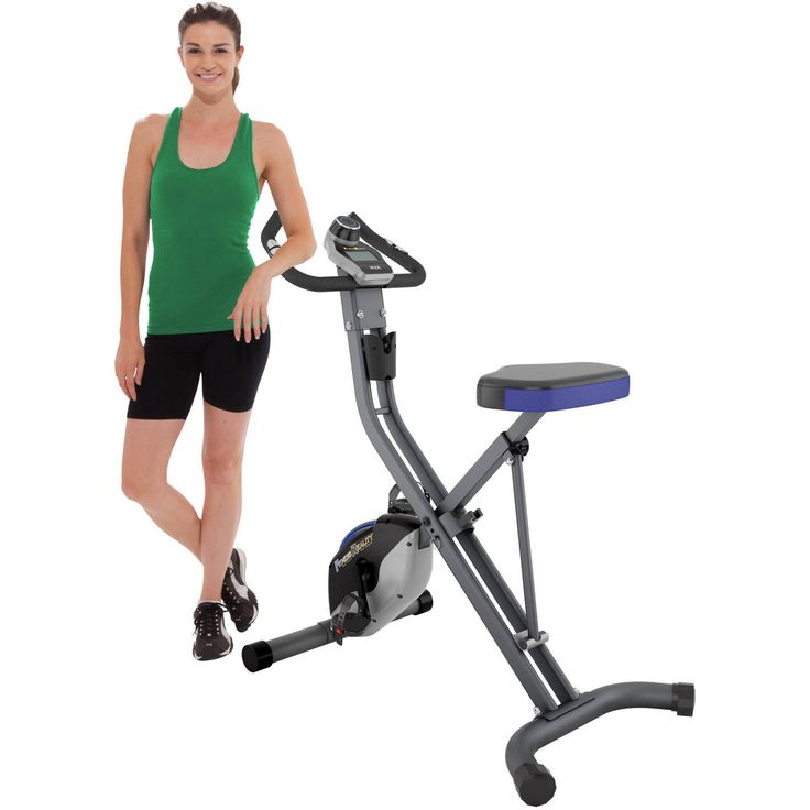 FITNESS REALITY U2500 Foldable 400-lb Weight Capacity Upright Exercise Bike for Sale