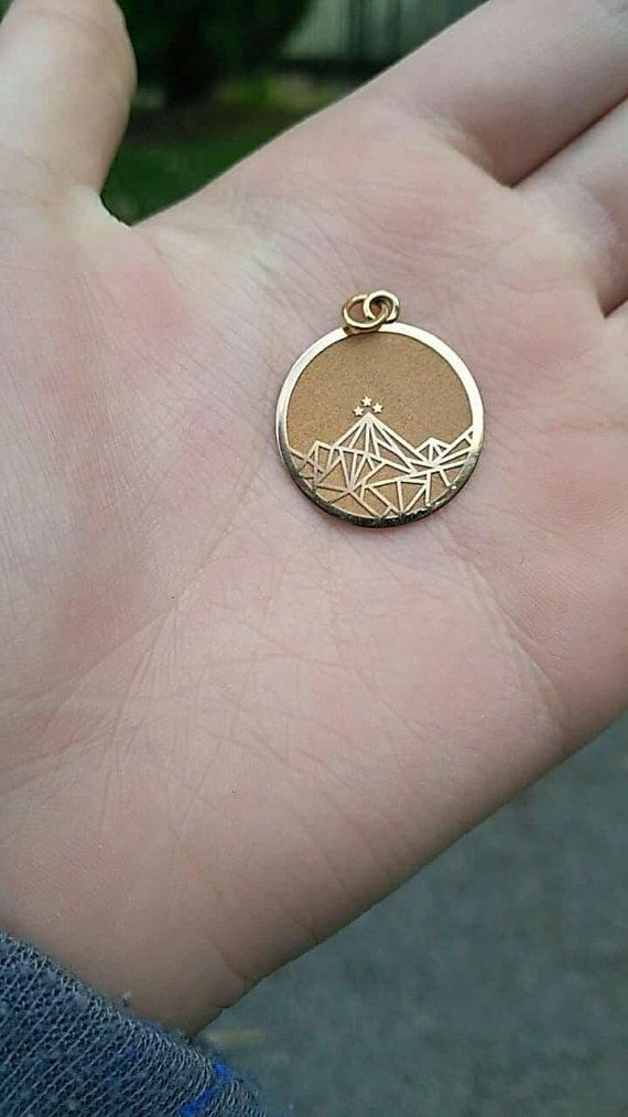 Gold Acotar Night Court Symbol Pendant Acomf Pinterest Symbols
