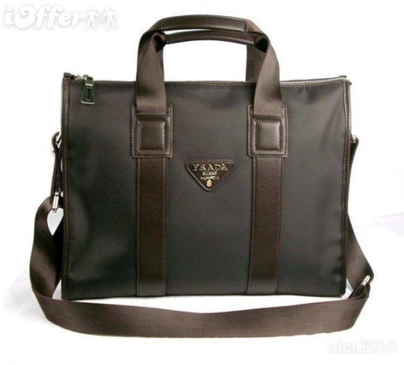 Prada Bag Man