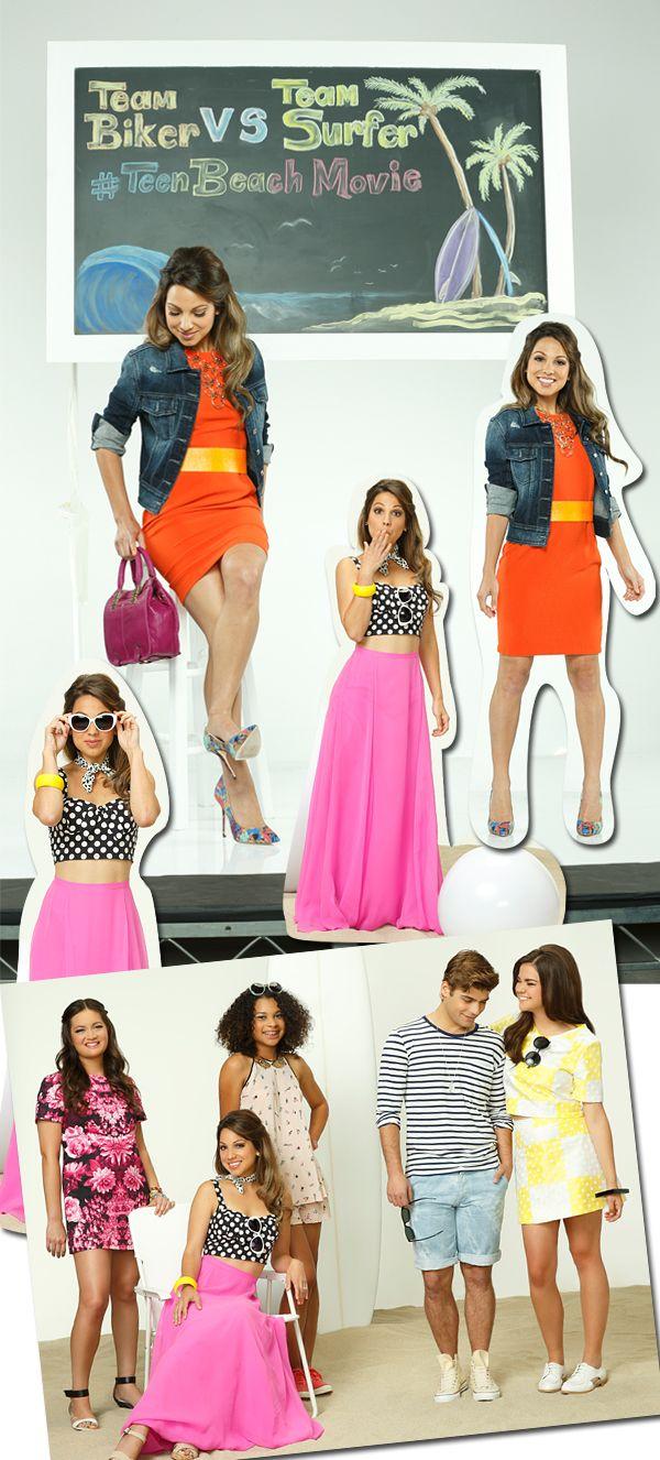 Disney's 'Teen Beach Movie' Chooses Sarah Boyd For Fashion Influence @Teen Beach Movie