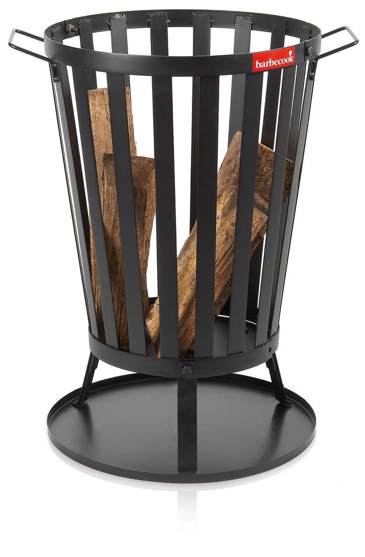 Leuk voor de wintermaanden! De Barbecook Vuurkorf Retro zorgt niet alleen voor een warme, sfeervolle avond, maar is ook perfect om bijvoorbeeld marshmallows boven te roosteren. Deze fantastische vuurkorf met Retro uitstraling staat op vier steunpoten en is voorzien van twee handgrepen waardoor de korf eenvoudig verplaatsbaar is. Onze prijs  € 74,95