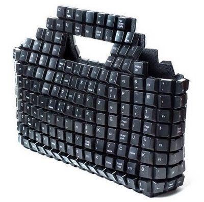 bolso de teclado