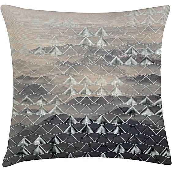 Grey Hills Scatter Cushion By Satara | Zanui