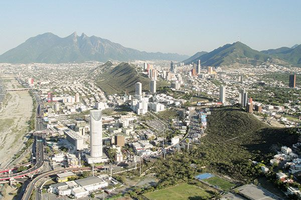 Monterrey casi tan contaminada como CDMX [Contaminación] - 17/04/2016 | Periódico Zócalo