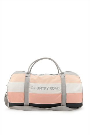 Gifts for Her - Block Stripe Logo Tote - Country Road