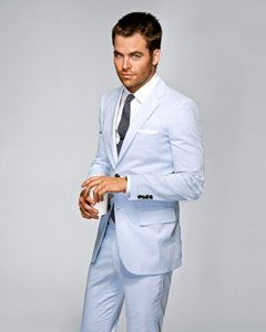 Guys + Suits= weakness