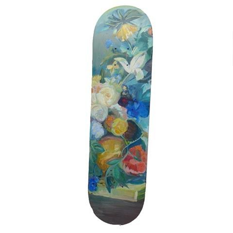 floral deck