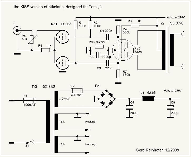 pi b circuit diagram