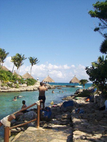 Xcaret en Playa del Carmen, Quintana Roo