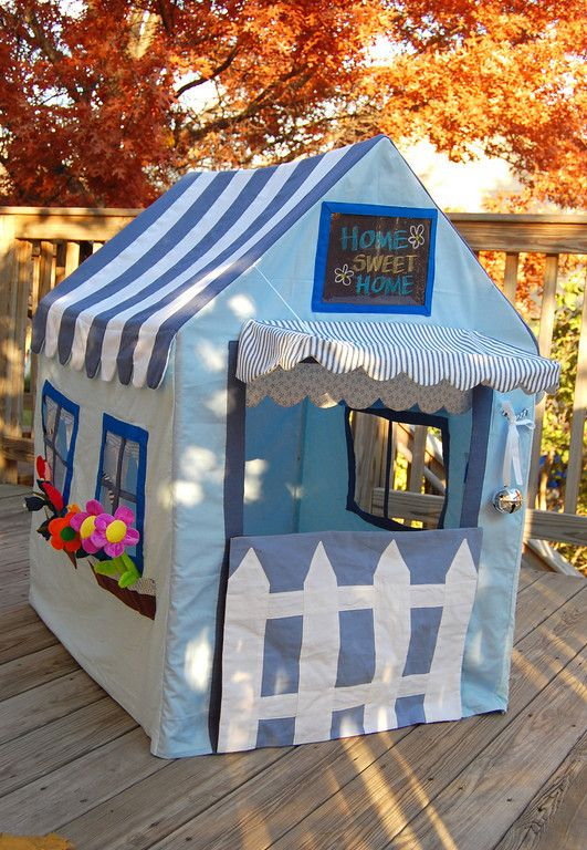 Funtastic Playhouses from Ikatbag