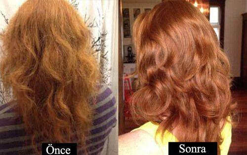 Saçları Güçlendiren Tamamen Doğal Saç Kremi
