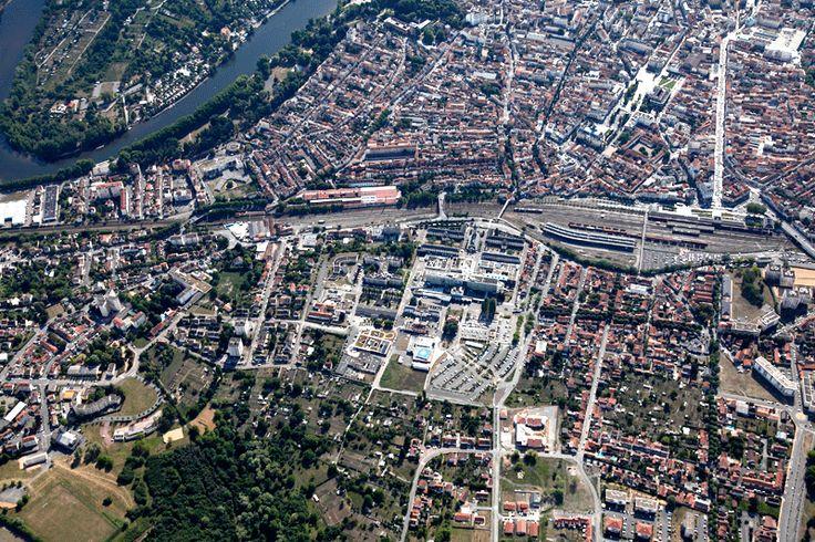 Vichy CHU (Aérienne)