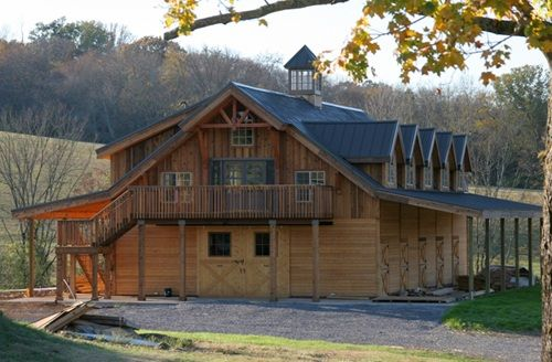 77 Best Horse Barn W Apartment Images On Pinterest