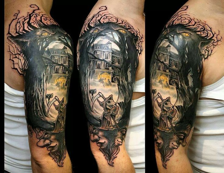discworld tattoo - Google Search