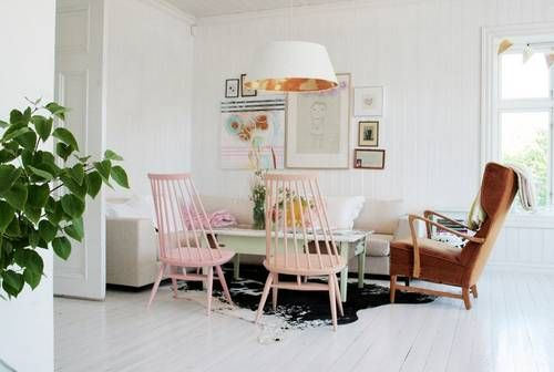DOMINO:10 Ways to Use Chip & Joanna's New Chalk-Style Paint
