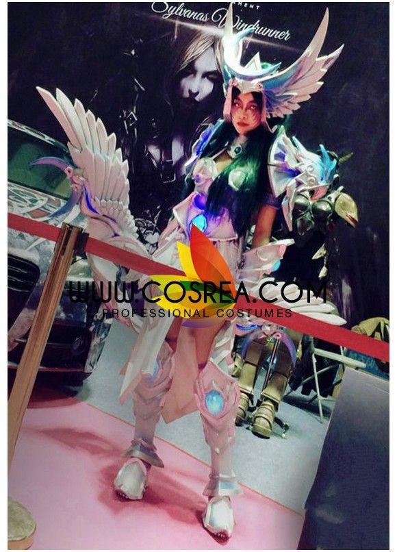 World of Wacraft Tyrande Cosplay Costume