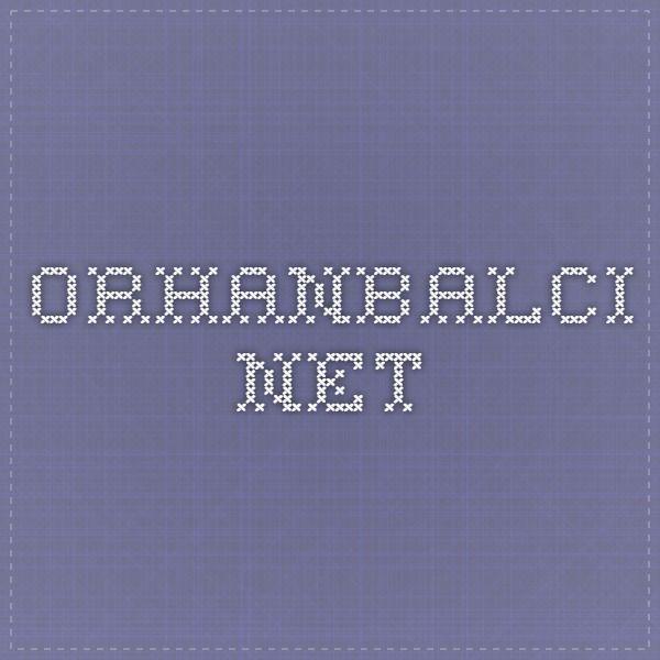 orhanbalci.net