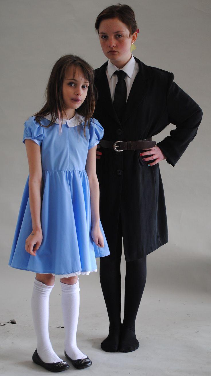 Matilda & Miss Trunchbull