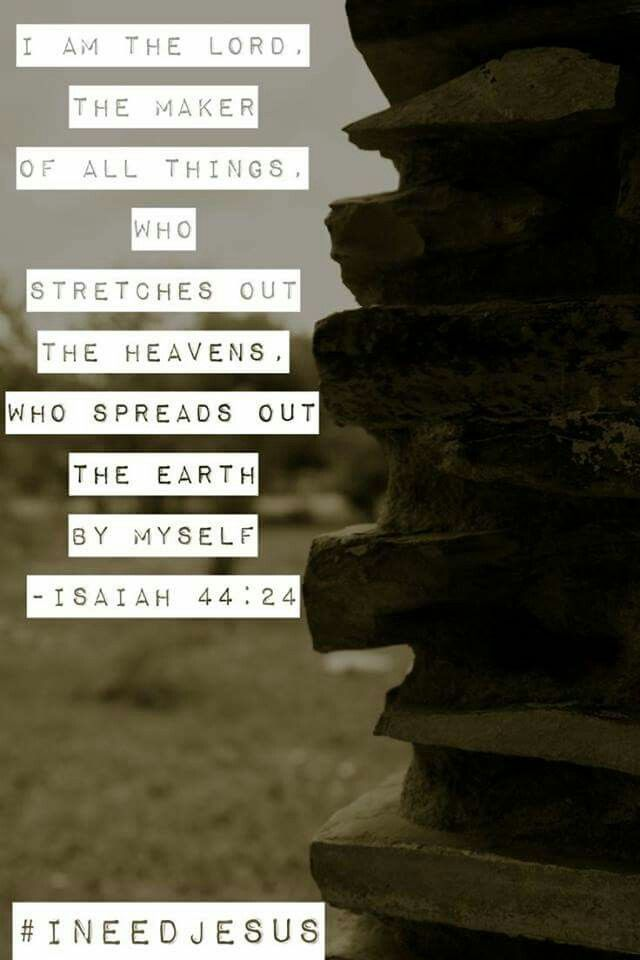 Isaiah 24:44