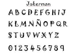 Resultado de imagen para letras originales para escribir