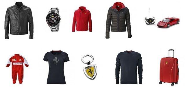 Gift-ideas from Ferrari Shop