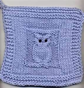 Image Search Results for intarsia owl knitting pattern