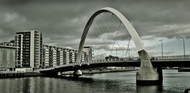 Squinty Brig Glasgow | Flickr - Photo Sharing!