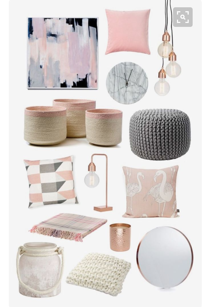 Things to decorate a room