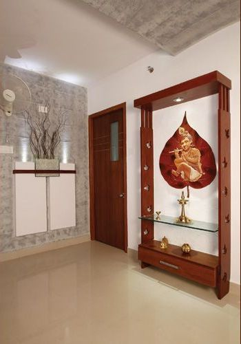 24 Best Modern Pooja Room Images On Pinterest
