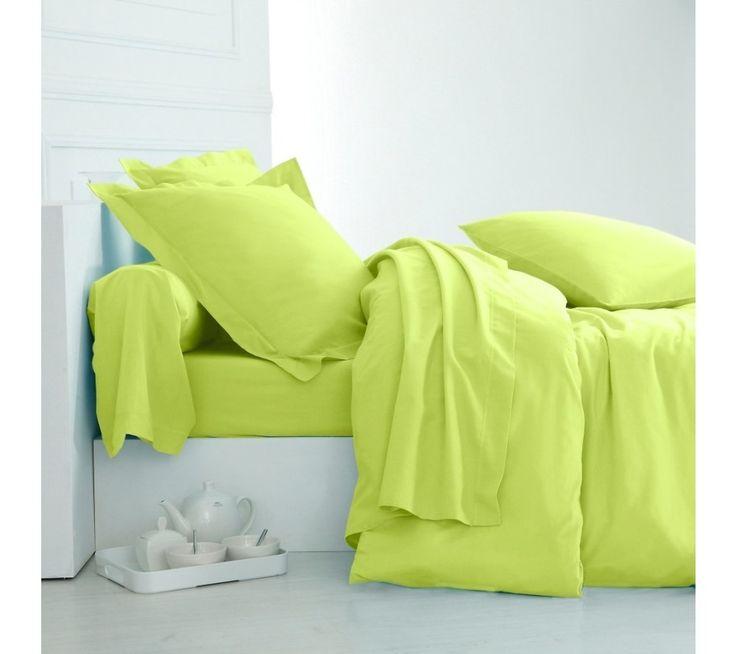 Jednofarebná posteľná bielizeň, polycoton zn. Colombine   blancheporte.sk #blancheporte #blancheporteSK #blancheporte_sk #zimnákolekcia #zima #domov #bytovytextil