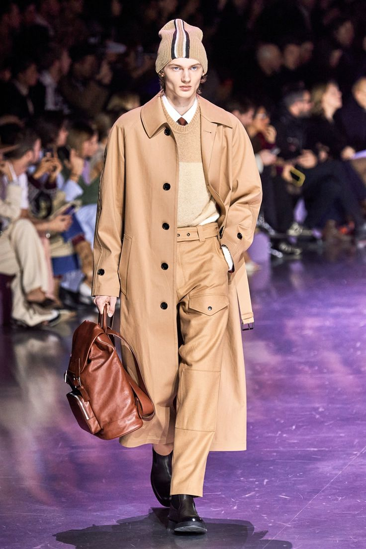 Boss Herbst/Winter 2020-2021 Ready-to-Wear - Fashion Shows ...