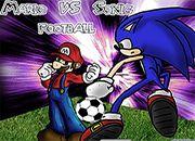 Mario Vs Sonic Futbol | Juegos de futbol - jugar gratis