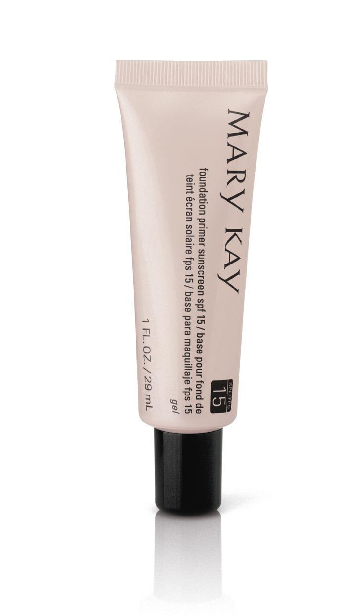 Mary Kay Colombia Base para Maquillaje FPS 15 Mary Kay® #MomentoExtraordinario #CleverMaryKay #MaryKayColombia #MaryKay