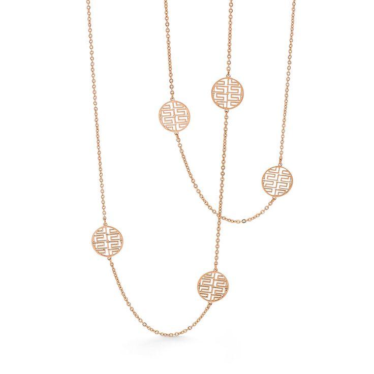 Pastiche - Fortune Necklace (J848rg_90)