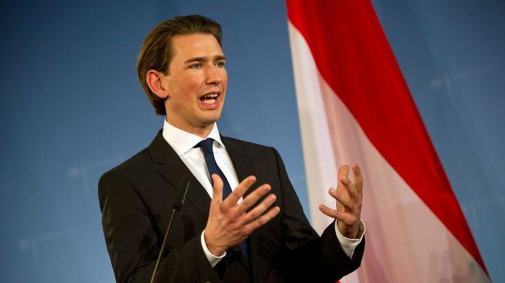 Österreichs Außenminister Sebastian Kurz (Archivbild)