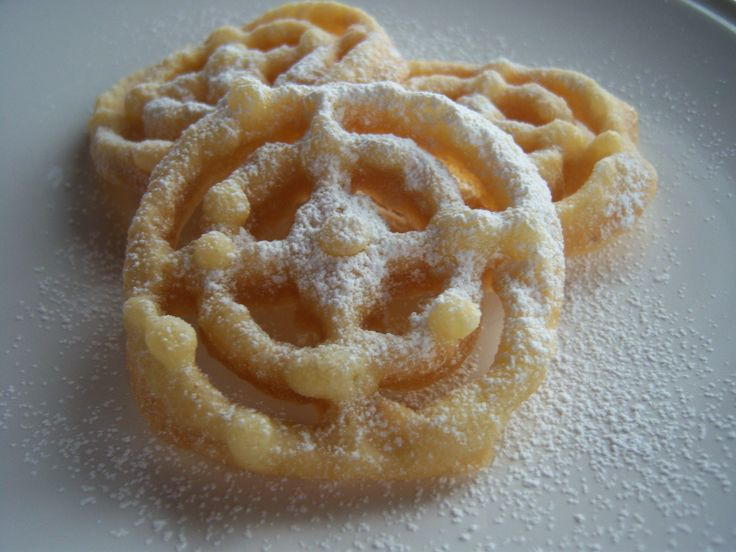Gluten-Free Rosette Recipe - Recipe for Gluten Free Rosettes - New Go To Recipe