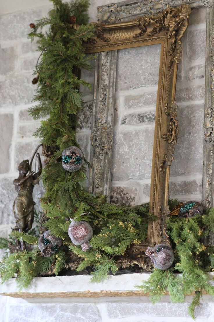 Romancing the Home: Christmas Decorations Underway- Day Two