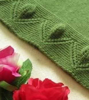 schema model de tricotare lalele