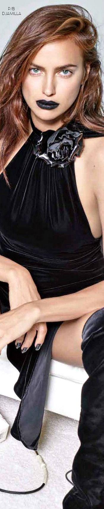 Irina Shayk – Harper's Bazaar Magazine USA
