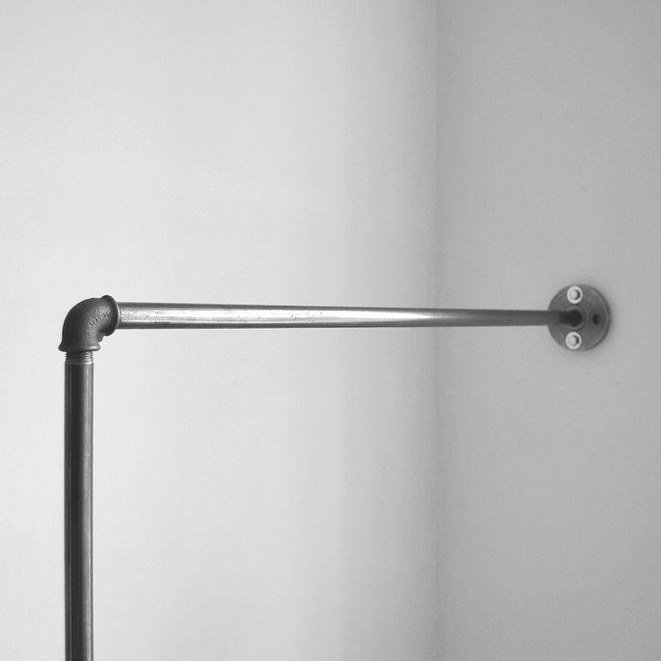 128 besten various steel pipe design bilder auf pinterest. Black Bedroom Furniture Sets. Home Design Ideas