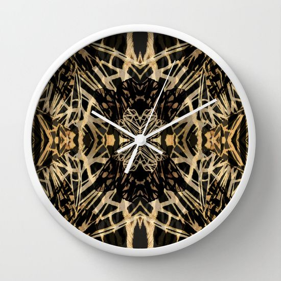 Moth's wings http://society6.com/product/moth-qms_wall-clock#33=282&34=286
