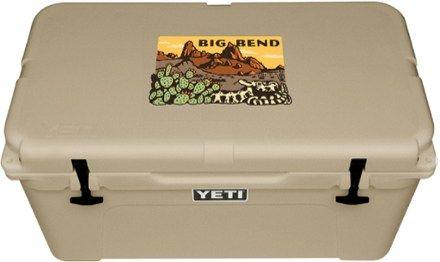 YETI Big Bend Tundra 65 Cooler Tan