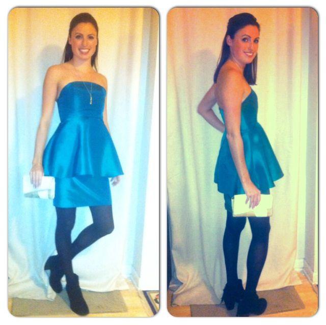 Sienne dress