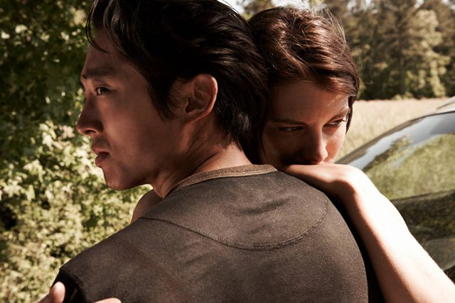"The Walking Dead's Steven Yeun: ""Glenn Gets Sh**t On The Most"" #Refinery29"