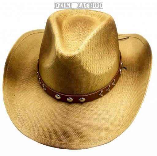 kapelusz słomkowy OTOK PASECZEK