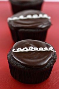 Homemade Hostess Cupcakes: Copycat Recipe. Since we have to make ourown now.