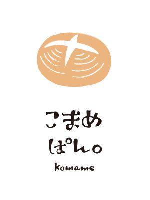 2013-05_31komamepan1.jpg logo shape girly < taste > girly / retro / < shape >…