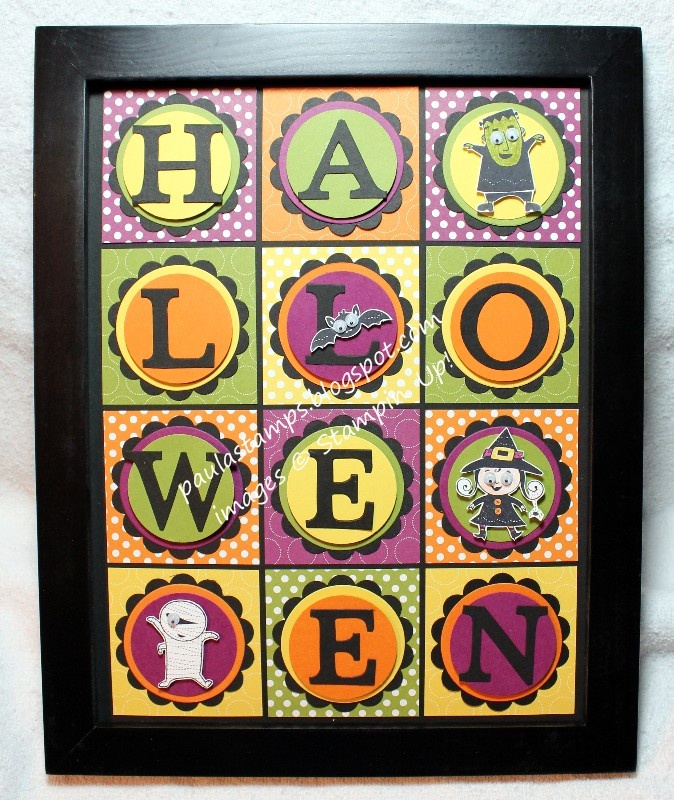 stampin with paula stampin addicts holiday catalog blog hop ghoulish googlies bundle - Halloween Catalog
